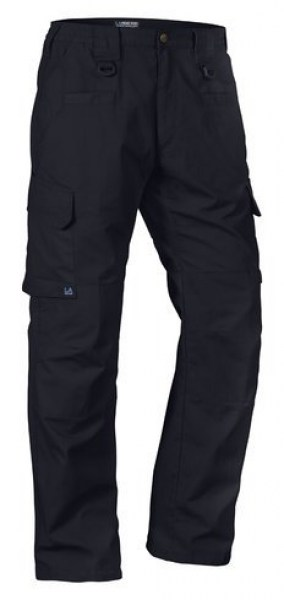 LA Police Gear Womens Operator Pant with 8 Pockets and Elastic Waist